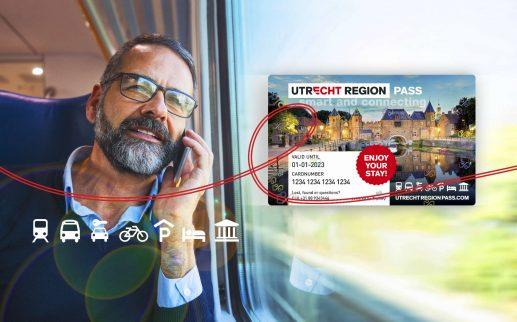 Utrecht Region Pass voor de internationale bezoeker van Utrecht