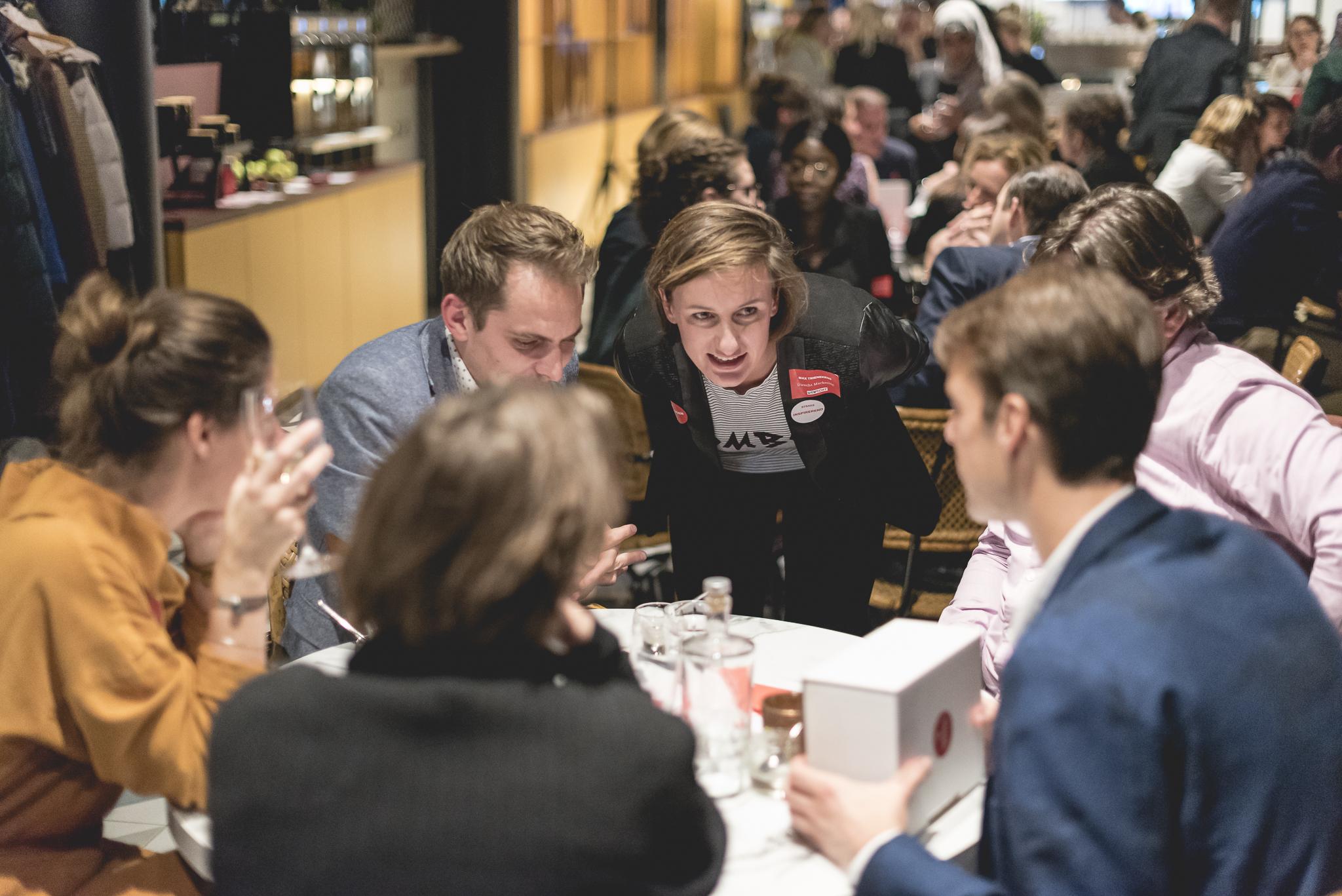 Utrechts Stadsmakersdiner 2018